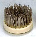 パワーブラシ80mm ダイヤ#80(ダイヤ砥粒入りナイロン線)