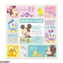 ナカバヤシ ディズニーキャラクター Lサイズ フエルアルバム/プラコート台紙(白) 10枚 ア-LP-130 ベビーミッキー 【Disneyzone】#101#
