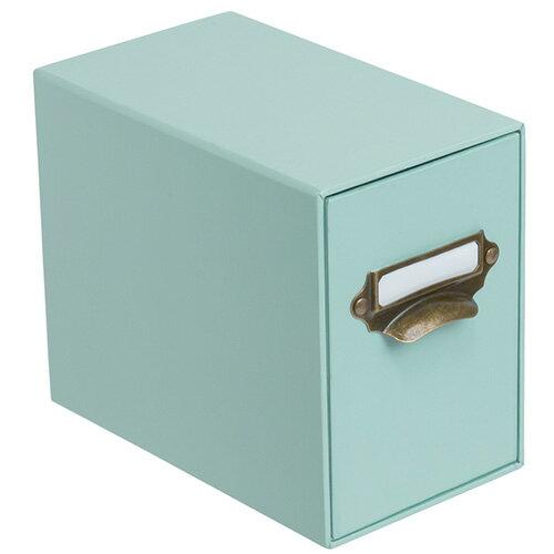 アルバム ナカバヤシ STOCK BOX ストックボックス PHSB-101-B ブルー