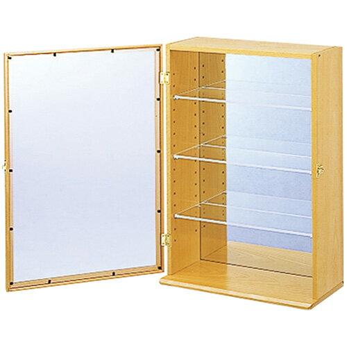 【アウトレット/数量限定特価】【送料無料】ナカバヤシ コレクションケース プラス 透明アクリル棚板タイプ CCM-103NM 訳あり
