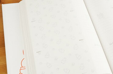 【ポイント5倍】アルバムナカバヤシネット限定ディック・ブルーナミッフィー1PLポケットアルバム1PL-1587色セット【写真大容量300枚収納かわいいフォトアルバムベビー】#103#