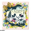 ナカバヤシ ディズニーキャラクター Lサイズフエルアルバム 100年台紙(黒) 10枚 ミッキー&ミニー アH-LD-107-1 【Disneyzone】#101#
