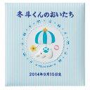 【刺繍名入れ代込み】【送料無料】ナカバヤシ フエルアルバム 誕生用トイモービル ア-LB-300-B ブルー フォトアルバム…