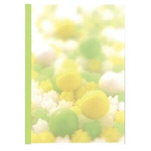 【アウトレット/数量限定特価】ナカバヤシ ソフトラインノート ポップ&キャンディー ノS-34-3