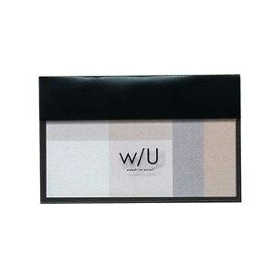 ナカバヤシ w/U(watashi no sobani) ミックス付箋 WU-FSTM-1 ショコラブラウ
