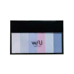 ナカバヤシ w/U(watashi no sobani) スティック付箋 WU-FSTS-4 ラベンダー