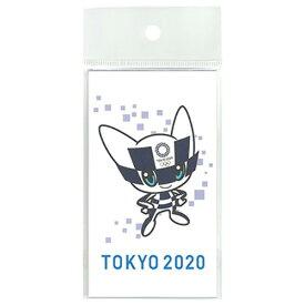【東京2020公式ライセンス商品】【メール便対応】 ポチ袋(小) (東京2020オリンピックマスコット) OL-PEV-2-1