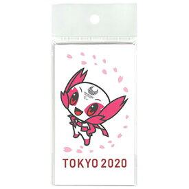 【東京2020公式ライセンス商品】【メール便対応】 ポチ袋(小) (東京2020パラリンピックマスコット) PR-PEV-2-1
