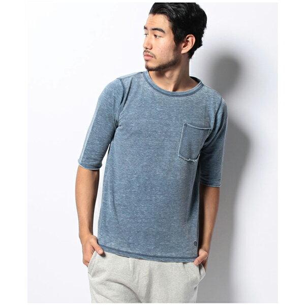 【OCEAN PACIFIC】オーシャンパシフィック L/S.Tシャツ 7分丈ポケット