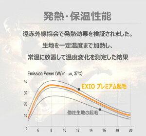 EXIOエクシオコンプレッションウェアアンダーウェア防寒インナー