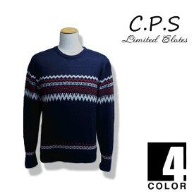 【C.P.S】ノルディックセーター