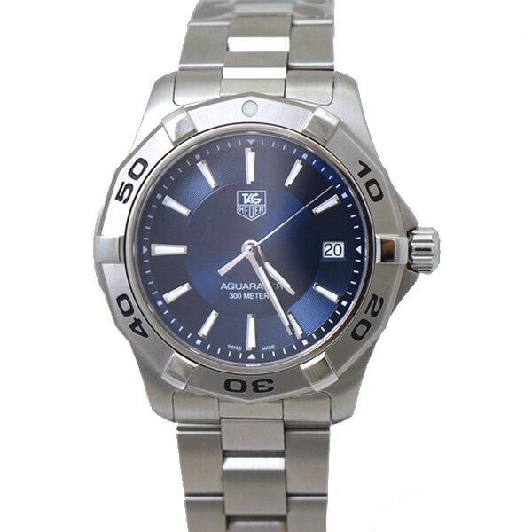 【中古】タグホイヤー メンズ腕時計 アクアレーサー WAP1112 SS TAG HEUER [送料無料]