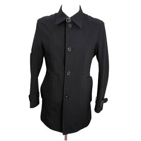 【キャッシュレス5%還元】【中古】バーバリーブラックレーベル コート メンズ ブラック サイズM BURBERRY BLACK LABEL [送料無料]