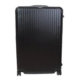 【キャッシュレス5%還元】【中古】リモワ スーツケース サルサ 871.77 ポリカーボネート ブラック 104L RIMOWA 【送料無料】
