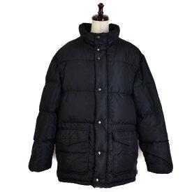 【中古】モンクレール ダウンジャケット メンズ ブラック サイズ2 MONCLER 【送料無料】