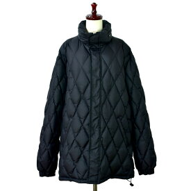 [中古]モンクレール ダウンジャケット メンズ ブラック アウター サイズ2 MONCLER [送料無料]