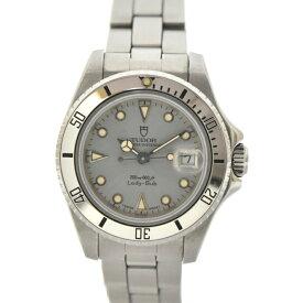 【中古】チュードル チューダー レディース腕時計 プリンセス オイスターデイト レディーサブ SS 96090 TUDOR [送料無料][美品]