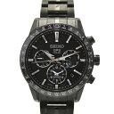 【中古】セイコー アストロンGPS メンズ腕時計 チタン ブラック文字盤 SBXC037(5X53-0AB0) SEIKOASTRON [送料無料][未使用品]