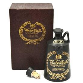 【中古】ウイスキー ウィンザーキャッスル 陶器ボトル 特級 スコッチ SCOTCHWHISKY 750ml 43度 WindsorCastle [送料無料][未開栓]