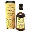 【中古】ウイスキー バルヴェニー 12年 ダブルウッド シングルモント スコッチ 旧ボトル 700ml 40度 [送料無料][未開栓]