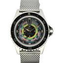 【中古】ミドー オーシャンスター デコンプレッションタイマー 限定1961本 メンズ腕時計 自動巻き SS マルチカラー文字盤 M026.807.11.…