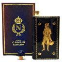 【中古】ブランデー カミュ ナポレオンブック 青陶器 コニャック COGNAC NAPOLEON 700ml 40度 ブルー×ゴールド LAGRANDEMARQUE CAMUS …