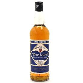 【中古】ウイスキー オールドフィールズ ブルーラベル 特級 スコッチ OLDFIELD'S SCOTCHWHISKY 750ml 43度 BlueLabel [送料無料][未開栓]