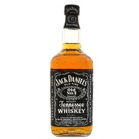 【中古】ウイスキー ジャックダニエル オールドタイム No.7 テネシー OLDTIME Tennesseewhiskey 750ml 45度 JACKDANIEL'S [送料無料][未開栓]
