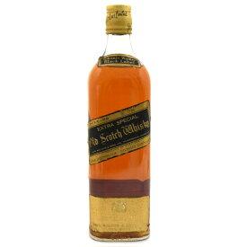 【中古】ウイスキー ジョニーウォーカー ブラックラベル エクストラ 特級 金キャップ スコッチ SCOTCHWHISKY 760ml 43度 Johnnie Walker [送料無料][美品]