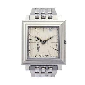 BOUCHERON ブシュロン キャレ WA011305 オートマ メンズ腕時計 【中古】【送料無料】