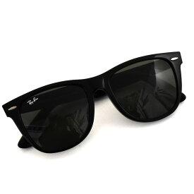 【中古】レイバン サングラス メンズ ブラック ウェイファーラー RB2140-F 901 Ray-Ban [美品]