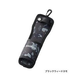 ≪'19年3月新商品!≫ シマノ ロッドホルダー BP-063S ブラックウィードカモ