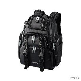 ≪新商品!≫ シマノ システムバックXT DP-072K ブラック Sサイズ 【ショップレビューを書いて次回使える送料無料クーポンGET】