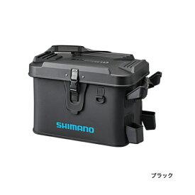 ≪'20年9月新商品!≫ シマノ ロッドレスト ボートバッグ(ハードタイプ) BK-007T ブラック 32L