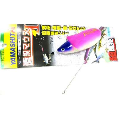 ヤマシタ 遠投マウスII F20号 ( フローティング ) 紫×桃 【 5個セット 】