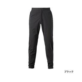 ≪'20年9月新商品!≫ シマノ デュラスト ストレッチジョガーパンツ WP-055T ブラック Mサイズ