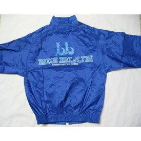 アルファビック ビッグブルー ブルゾン M ブルー色 【ショップレビューを書いて次回使える送料無料クーポンGET】