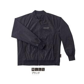 ≪'20年9月新商品!≫ がまかつ MA-1ジャケット GM-3648 ブラック Mサイズ