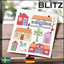 今だけ100円OFF!「ドイツのフキン ブリッツ BLITZ スウェーデンデザイン 」クロネコDM便OK キッチンワイプ スポンジ…