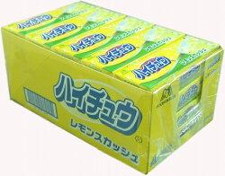 ▼森永ハイチュウ▼レモンスカッシュ味7粒×20本