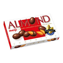 ■明治アーモンドチョコレート 10箱 MEIJI