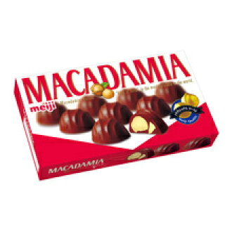 ■10箱明治マカダミアチョコレートMEIJI