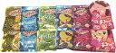 【代引き不可】【ネコポス便でお届け】【同梱不可】送料無料 味覚糖 グミ 6種類セット