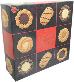 ブルボン■ミニギフトバタークッキー缶 60枚