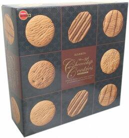 ブルボン■ミニギフトチョコチップクッキー缶 60枚