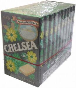 ■明治 チェルシー ヨーグルトスカッチ 10粒×10箱 MEIJI まとめ買い CHELSEA