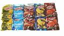 【代引き不可】【DM便でお届け】【同梱不可】送料無料 味覚糖 シゲキックス5種類セット