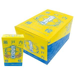 【瀬戸内檸檬ドーナツ棒 3本箱×12】ドーナツ レモン お菓子 スイーツ プチギフト お返し お礼 国産小麦使用