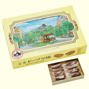黒糖ドーナツ棒 熊本城 缶入り(18本入)