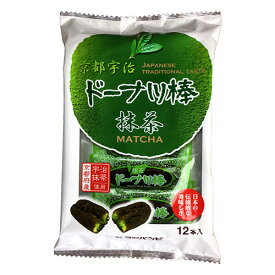 宇治抹茶ドーナツ棒(12本袋)
